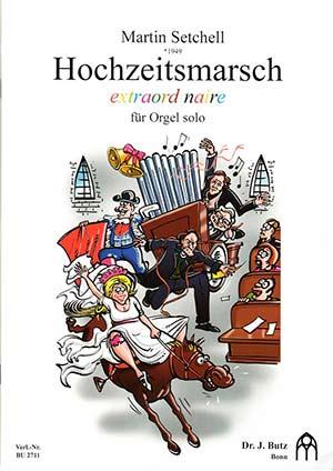 Hochseitsmarsch extraordinaire