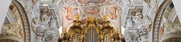 Passau Cathedral pipe organ