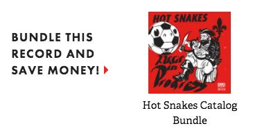 Hot Snakes Catalog Bundle