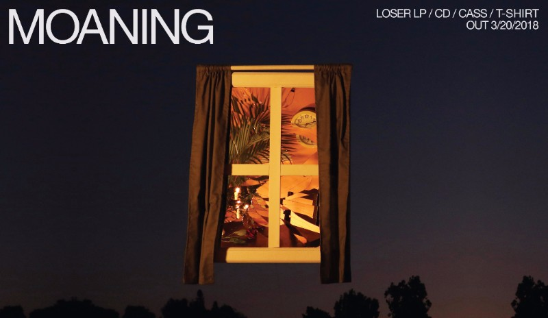 Moaning - S/T