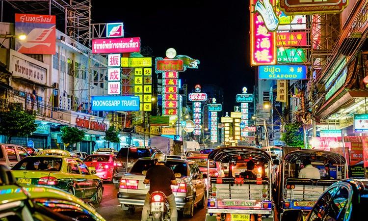 Bangkok - wyjazdy z jogą