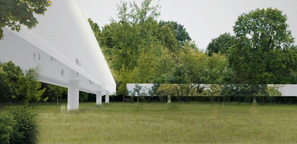 proposal for Museu de Arte Moderna de São Paulo