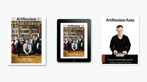 Subscribe to ArtReview and ArtReview Asia