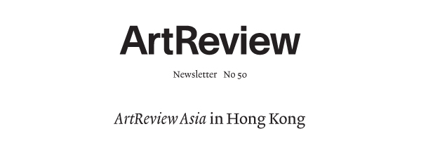 ArtReview  Newsletter No 50