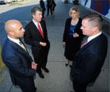 Ambassador Yousef Al Otaiba Visits Joplin Missouri