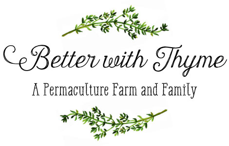 Better with Thyme Farm