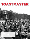 Toastmasters Magazine online