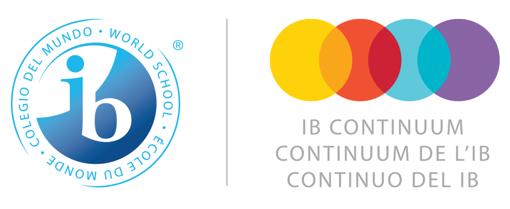 International Baccalaureate Continuum School logo