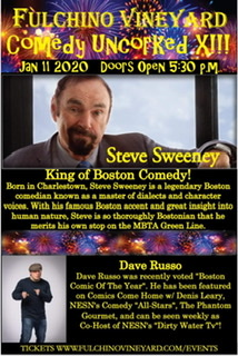 The King of Boston Comedy