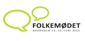Folkemøde Bornholm 2013