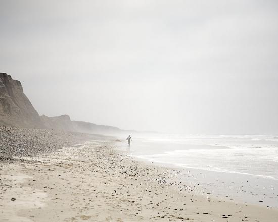 Surfer, San Onofre Beach