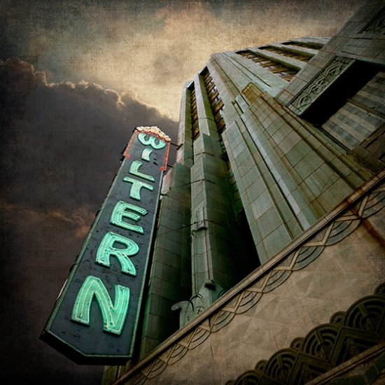 LA Wiltern Theater