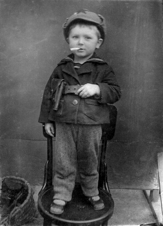 Boy, 1920s
