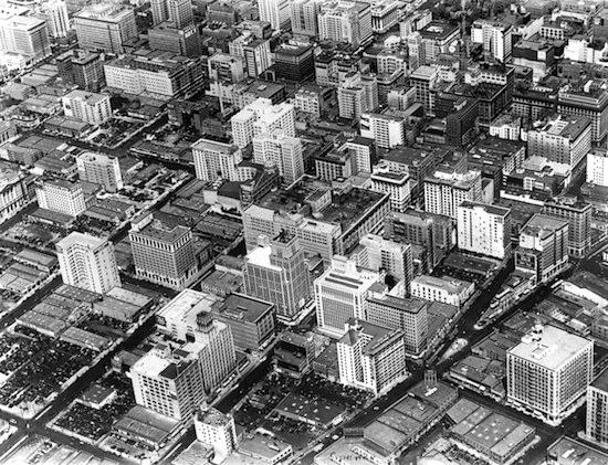Los Angeles, 1933