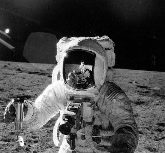 Astronaut Alan L. Bean