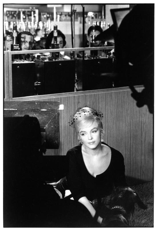 Marilyn Monroe by Cartier-Bresson