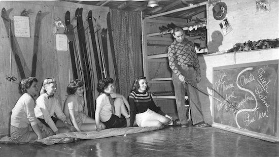 Ski School, 1951