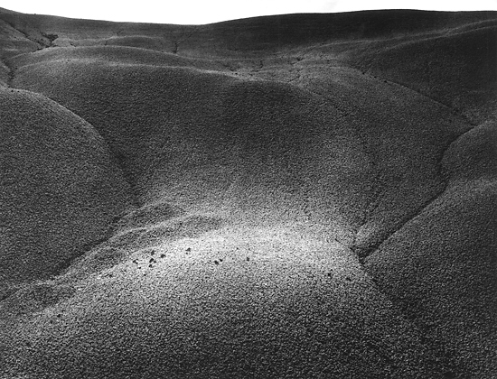 Mud Hills Arizona, Ansel Adams
