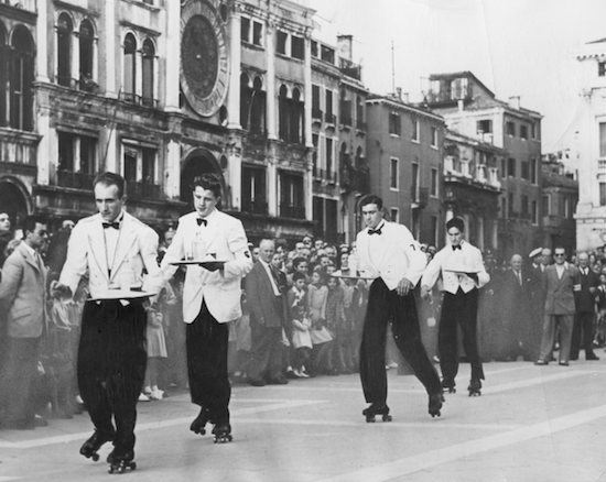 Fastest Waiter, 1948