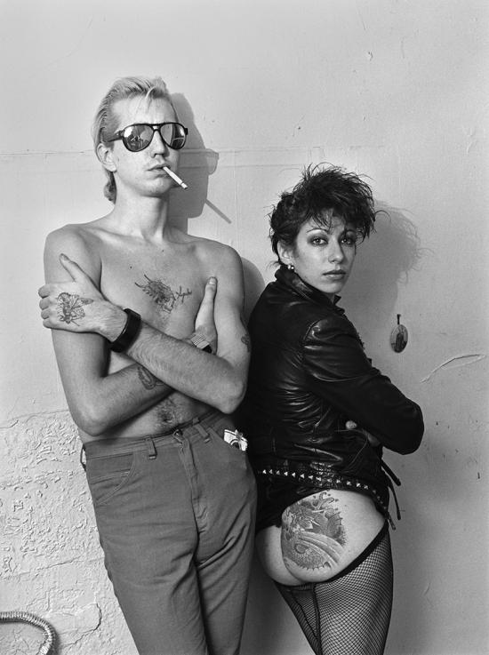 Spike And Joanne