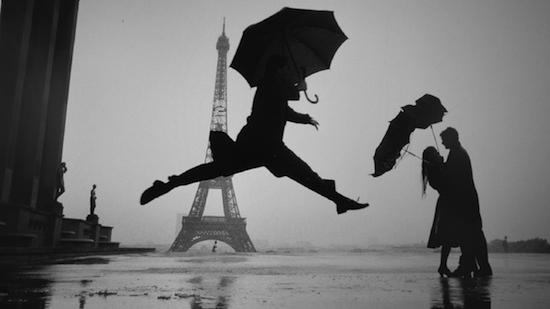Paris (Eiffel Tower Dancer)