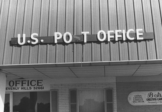 U.S. Pot Office