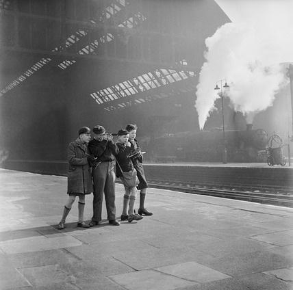 Trainspotting, 1954