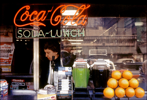 Coca-Cola, 1956