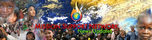 Newsletter Update Mission Support Network