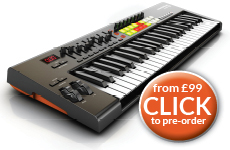 Novation Launchkeys from £99!