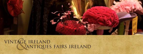 Vintage Ireland & Antiques Fairs Ireland