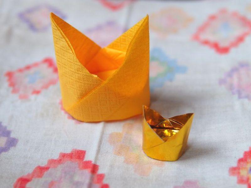 Laboratorio di origami (12 novembre 2019)