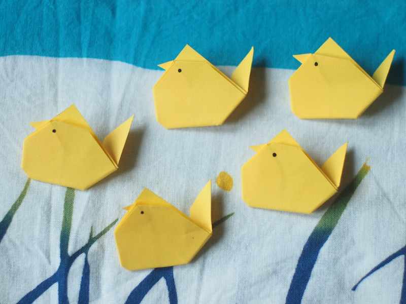 Laboratorio di origami (12 marzo 2018)