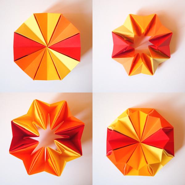 Laboratorio di origami (09 maggio 2016)