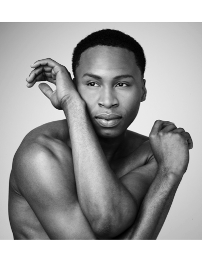 Alvin Ailey American Dance Theater - Jeroboam Bozeman. Photo by Andrew Eccles.