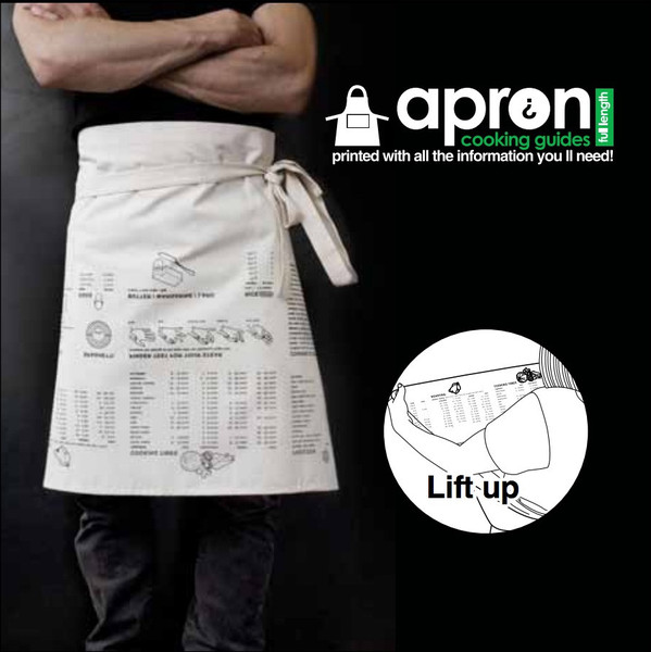The Waist Apron Cooking Guides
