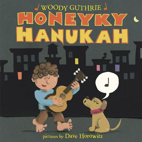 Honeyky Hanukah Book