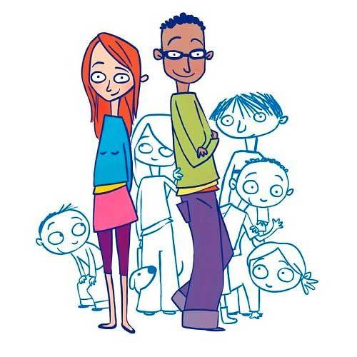 Convención sobre os dereitos do neno adaptada para 13-18 anos.