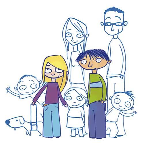 Convención sobre os dereitos do neno adaptada para 9-12 anos.