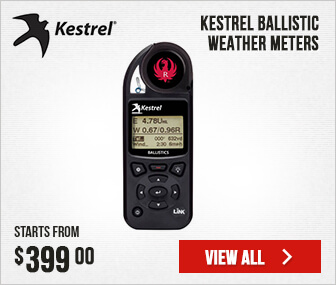 Kestrel Ballistic Weather Meters