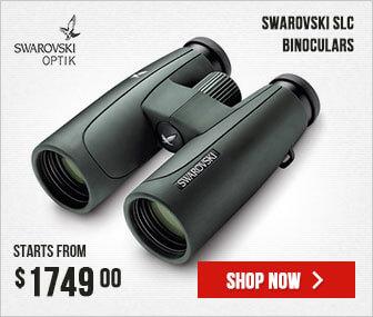Swarovski SLC 10x42 WB HD Binocular