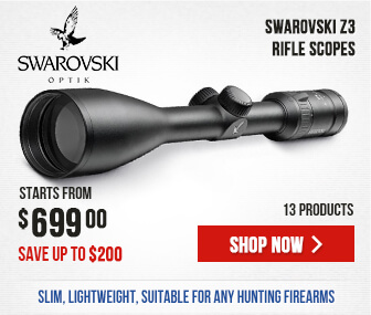 Swarovski Z3 Rifle Scopes