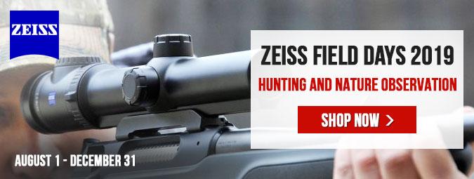 ZEISS Field Days Promotion 2019