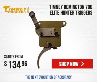 Timney Remington 700 Elite Hunter Triggers