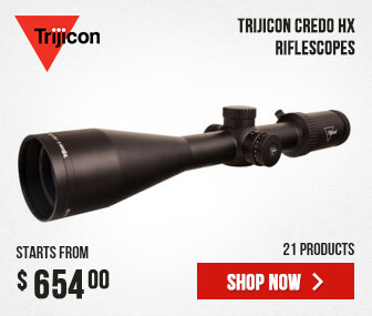 Trijicon Credo HX Riflescopes