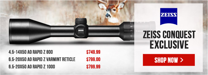 Zeiss Conquest Scopes