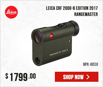 Leica Rangemaster CRF 2000-B Edition 2017 40538