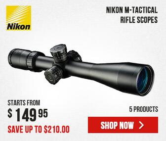 Nikon M-TACTICAL