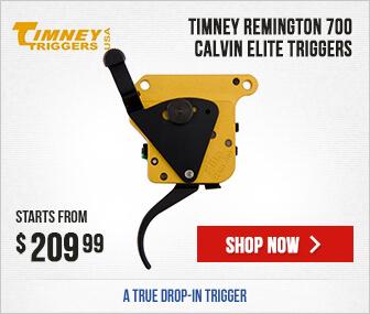 Timney Remington 700 Calvin Elite Triggers