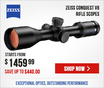 Zeiss Conquest V6 Rifle Scopes